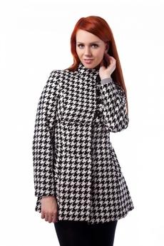 Женское пальто трапеция Mondigo со скидкой